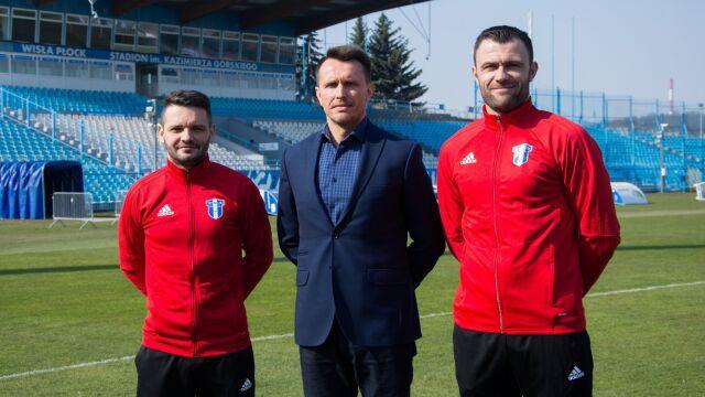 Ojrzyński wrócił do ekstraklasy. Ma uratować Wisłę Płock
