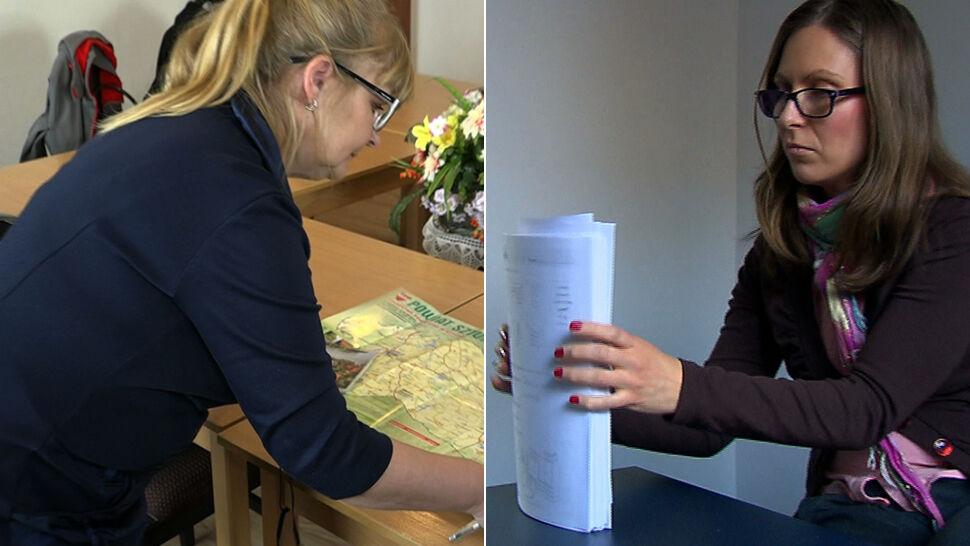 e678399fda6427 Nauczycielki Anna Zając i Alicja Kowalska opowiadają o swojej pracy