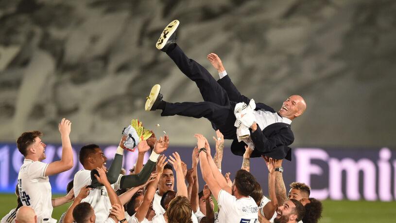 Zidane najlepszym trenerem świata. Za nim przedstawiciele Premier League