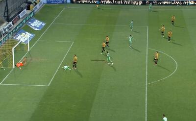 Skrót meczu Aris - Panathinaikos w 35. kolejce ligi greckiej