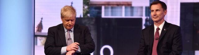 Johnson wygrał wszystko. Już tylko Hunt walczy z nim o tekę premiera