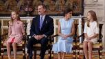 Spotkanie króla Filipa VI z prezydentem Peru Martinem Vizcarrą