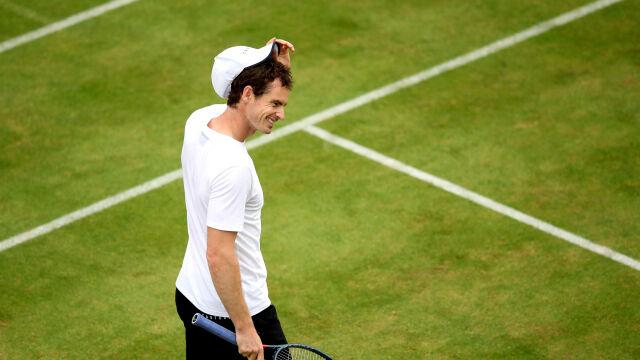 Murray zagra w deblu z partnerem Kubota