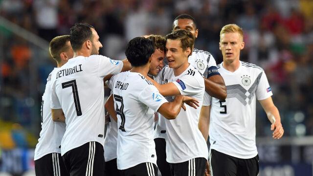 Grali na 50 procent, ale są w półfinale. Niemcy męczyli się z Austrią
