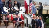 Prezydent zakończył wizytę w USA