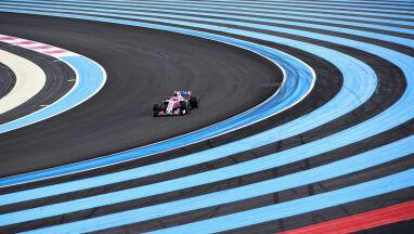 Wyścig Formuły 1 we Francji odwołany. W Anglii wystartują bez kibiców na trybunach