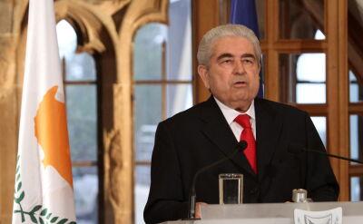 Nie żyje były prezydent Cypru Demetris Christofias