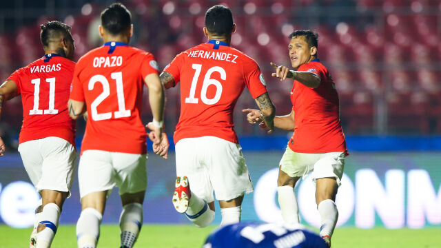 Chile demoluje na przywitanie z Copa America. Sanchez z golem po pięciu miesiącach