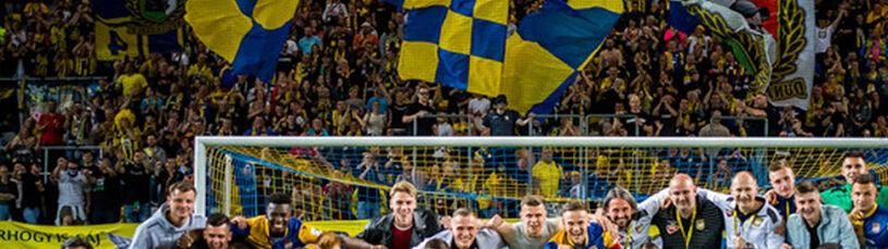Baza jak w Bundeslidze, piłkarze z przeszłością w ekstraklasie. Cracovia zagra po sąsiedzku