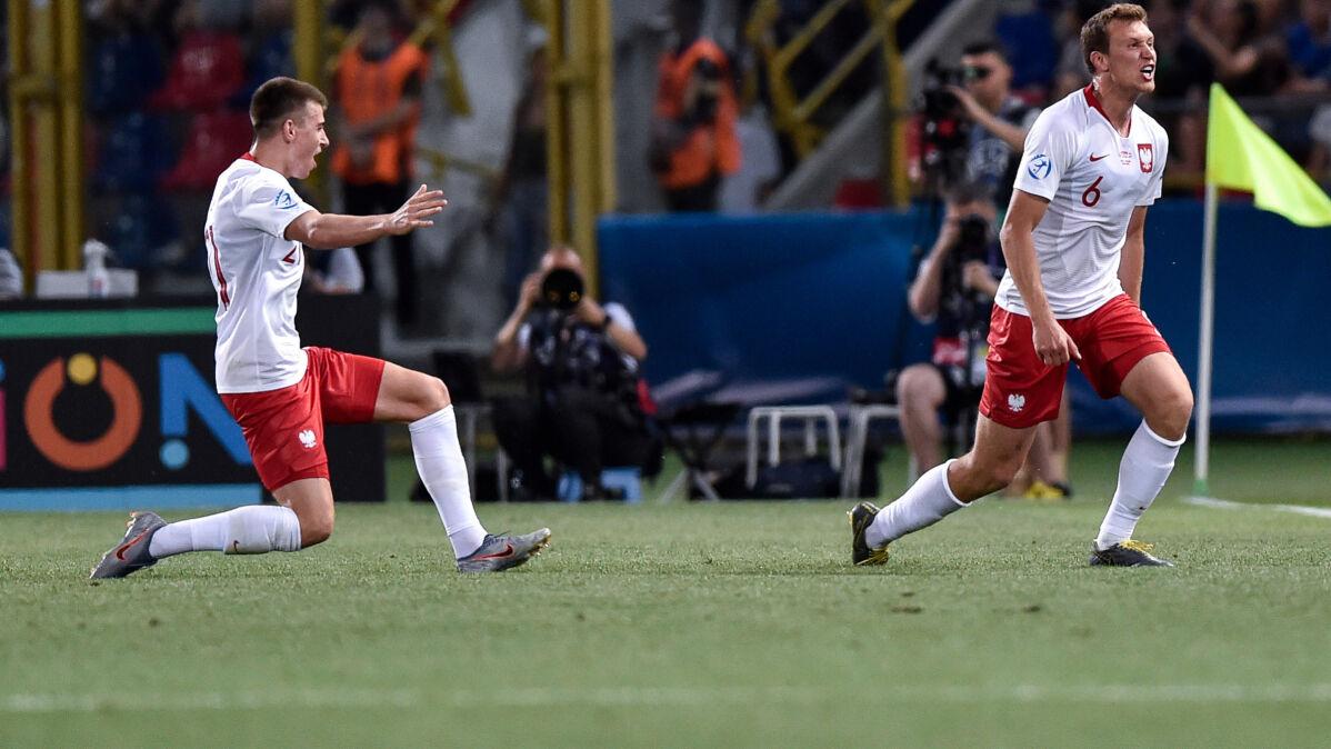 Wielki mecz i zwycięstwo z faworytem Euro. Biało-Czerwoni na czele grupy