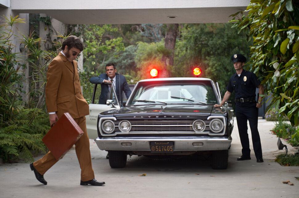 Joaquin Phoenix i Josh Brolin