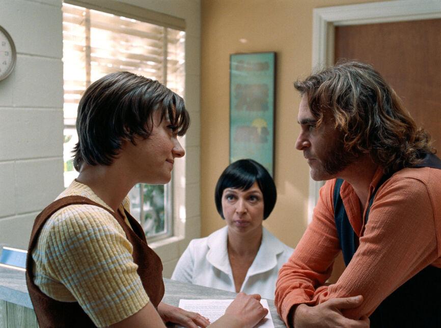 Joaquin Phoenix, Maya Rudolph i Michelle Sinclair