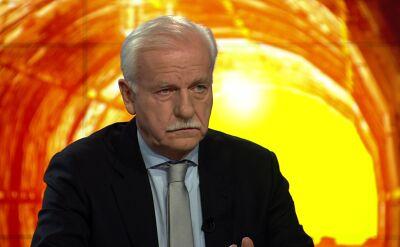 Olechowski: Kopacz kontynuuje politykę zamiatania pod dywan