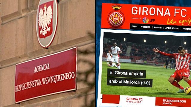 Właściciel hiszpańskiego klubu poszukiwany przez ABW