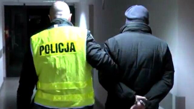 Policjanci prowadzą śledztwo pod nadzorem prokuratora