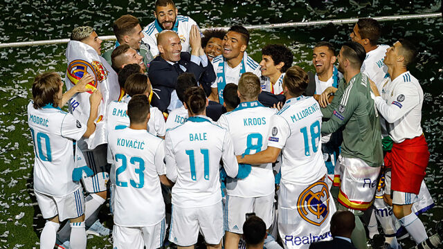 Real Madryt bez trenera, Zidane zrezygnował
