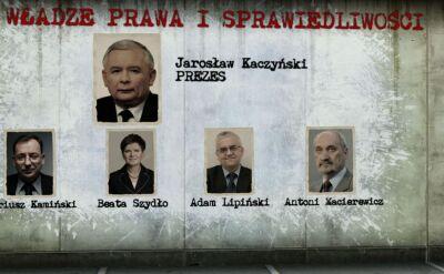 Nowe rozdanie we władzach PiS. Macierewicz na wiceprezesa?
