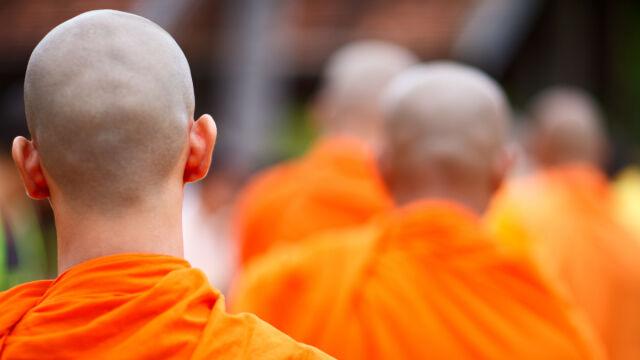 Pięciu buddyjskich mnichów oskarżonych o pedofilię