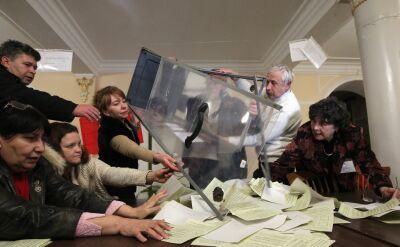 Rocznica aneksji Krymu