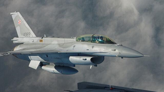Polskie F-16 trafią nad Syrię? Niektórzy się boją