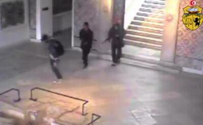 Zamachowców w muzeum było jednak trzech. Jeden zdołał uciec