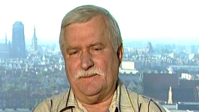 Wałęsa: Lepper to fajny facet, ale nie powinien rządzić