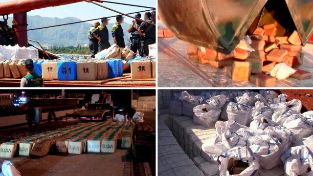20 ton haszyszu ukrytych w ładunku drewna