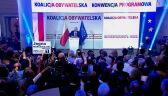Schetyna: program Koalicji Obywatelskiej pełen konkretnych propozycji, które uczynią życie Polaków lepszym