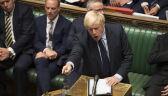Opozycja pokonała rząd w sprawie brexitu. Boris Johnson grozi wyborami
