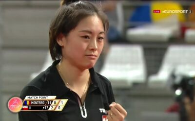 Wyrównanie w półfinale DME. Qian Li pokonała Monteiro