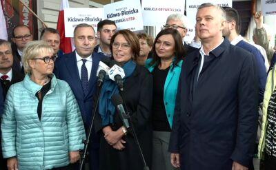 Kidawa-Błońska: Ruszamy w Polskę. Będziemy konsultować nasz program