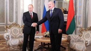 Coraz mniej Białorusinów chce sojuszu z Rosją