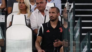 Kontuzja się nie liczy. Wielkie poświęcenie kapitana Juventusu