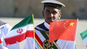 Iran, Rosja i Chiny na pierwszych wspólnych morskich manewrach