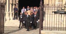 W Chartres odbył się pogrzeb Anthoine'a Huberta
