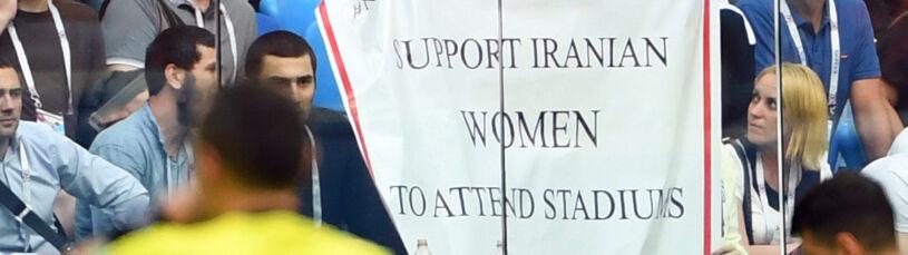 FIFA wysyła delegację do Iranu po śmierci
