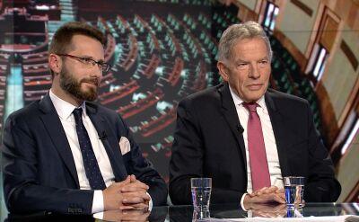 Rosati: straszy się wyimaginowanymi zagrożeniami, po to aby skłonić dużą część wyborców, aby popierała PiS