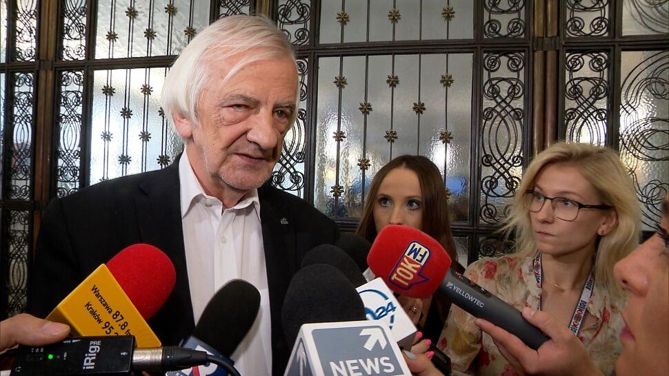 Stary Sejm zbierze się po wyborach. Terlecki: nasz wniosek zawierał jedno zdanie