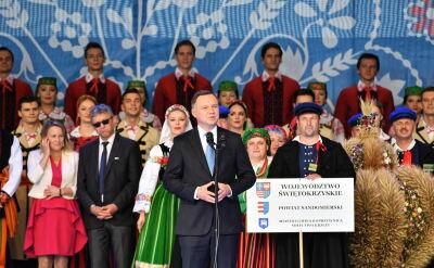 Prezydent: trzymamy kciuki za kandydaturę Janusza Wojciechowskiego na komisarza