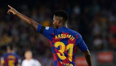 Bez Messiego i tak zabawa na Camp Nou. Na murawie czarował 16-latek
