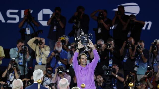"""""""To zwycięstwo wiele dla mnie znaczy"""". Nadal goni Federera"""