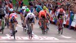 Jakobsen wygrał 21. etap Vuelta a Espana, Sajnok 3.