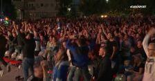 Szalona, ale krótka radość kibiców Kosowa