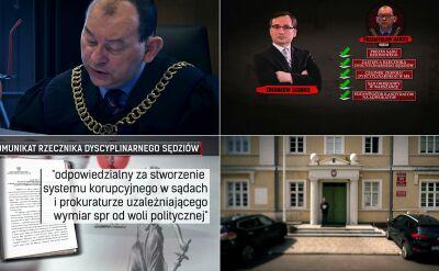 Jak o zawodowe standardy dba sędzia Przemysław Radzik?