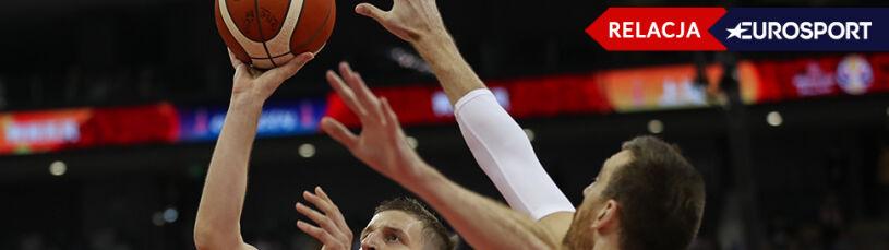 Polska - Hiszpania w koszykarskich MŚ [RELACJA]