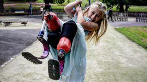 Dziewięcioletnia modelka podbija światowe wybiegi