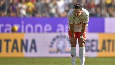 Zły dzień Juventusu.
