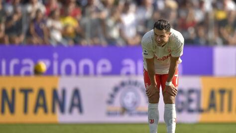 """Zły dzień Juventusu. """"Odczuliśmy grę przy 35 stopniach"""""""