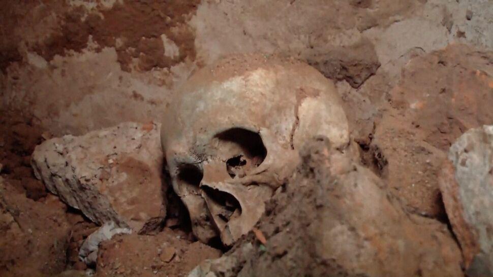 """Nazywano ją """"domem strachów"""". W willi znaleziono kości"""