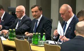 Sejmowa komisja zajmuje się wnioskiem nad odwołaniem Ziobry